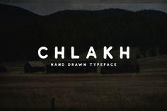 Chlakh – Free Font