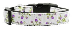 This wide xs dog collar is made of durable nylon with a high quality ribbon overlay. It is adjustable to fit a neck size from Summary : New Pet Products/Roses Nylon Ribbon Collar Collars and Leashes/Nylon Dog Collars/Roses Nylon Ribbon Collar Puppy Collars, Dog Collars & Leashes, Dog Leash, Cat Harness, Custom Tote Bags, Dog Blanket, Puppy Clothes, Collar And Leash, Ribbon