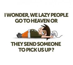I always wonder..