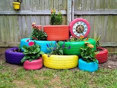 27 DIY Recycled Tire Projects | DIY and Crafts