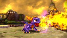 Skylanders Spyro Character