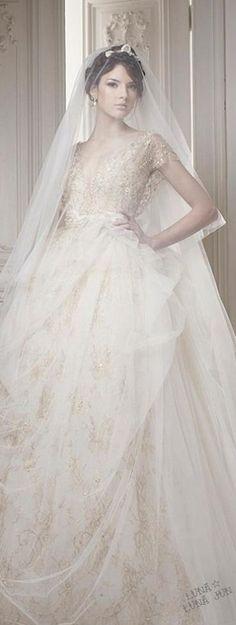Ersa Atelier Spring 2015 Bridal Collection