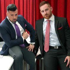 Hunks Men, Hot Hunks, Mens Fashion Suits, Mens Suits, Formal Men Outfit, Designer Suits For Men, Smart Men, Smart Outfit, Beard Styles For Men
