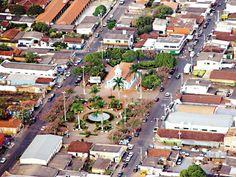 Aparecida de Goiânia em Goiás