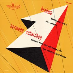 Hermann Scherchen and the Vienna State Opera Orchestra - Brahms: Symphony No. 1 in C Minor (1953)