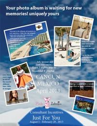 Take a vacation to Cancun on Pink Zebra Home!!