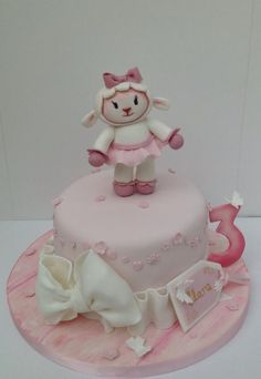 Lamby from Doc McStuffins
