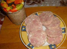 Konserwa drobiowa w słoiku. Meat, Food, Essen, Meals, Yemek, Eten