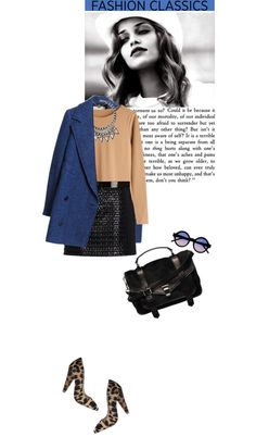 """""""Classics"""" by frutini on Polyvore"""