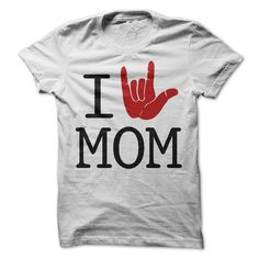 #administrators... Nice T-shirts (Awesome T-Shirts) I Love Mom at DiscountTshirts  Design Description: I Love Mom Sign Language .... Check more at http://discounttshirts.xyz/automotive/awesome-t-shirts-i-love-mom-at-discounttshirts.html