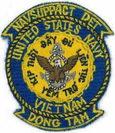 USN NAVSUPPACT DET DONG TAM VIETNAM