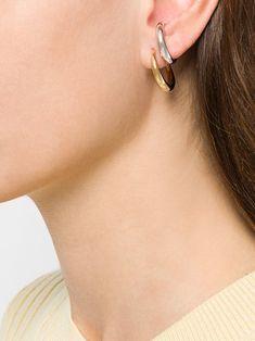 Angel Aura Crystal Point Jewelry, Raw Rainbow Quartz Earrings, French Ear Wire Dangle Earrings, Unique Bridal Shower or Wedding Day Luxury - Fine Jewelry Ideas Moon Earrings, Diamond Hoop Earrings, Stud Earrings, Silver Earrings, Ankle Jewelry, Cross Jewelry, Jewlery, Charlotte, Ankle Chain