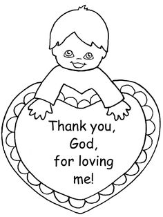 Practice your faith with crayons! Little ones love to color, so these coloring pages are perfect for enjoying family time while strengthening their belief. Enjoy these free printable Christian coloring pages. Christian Coloring Pages Creation Coloring Pages, Jesus Coloring Pages, Pumpkin Coloring Pages, Coloring Pages To Print, Free Printable Coloring Pages, Coloring Pages For Kids, Coloring Sheets, Colouring, Kids Sunday School Lessons