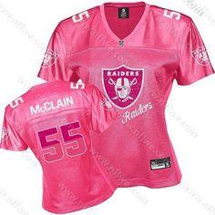 Raiderette Pink!!