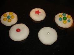 Muffins para tomar el té