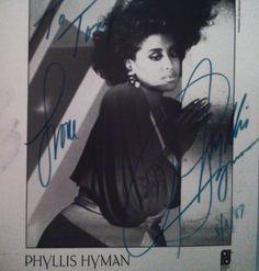 phyllis hyman - Bing Images
