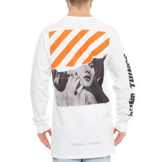 3d437fde Photocopy LS tee from the F/W2017-18 Off-White c/o