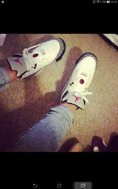 online retailer a40c9 53304 Air jordan 6 ❤❤❤❤ Nike Free Schuhe, Nike Elite Socken, Nike