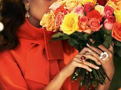 Nothing says 'I love you' quite like flowers