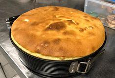Frischer selbstgebackener Eierschecke Kuchen - Parkgaststätte Laucha Pancakes, Pie, Breakfast, Desserts, Food, Beer Garden, Cake, Food Food, Torte