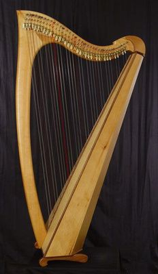 Thomann Celtic Harp Deluxe 36 Strings #Thomann Celtic, Harp, Instruments, Musical Instruments, Tools