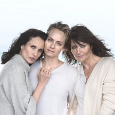 Supermodels Grown Up: How the fashion world is finally waking up to the power of the older woman