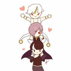 Gradeus,ludis, and tao~