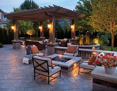 Outdoor Patio Entertainment Ideas Iwehaf