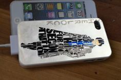 Sherlock Typography design for iPhone 4/4s/5/5s/5c, Samsung Galaxy S3/S4 Case on Etsy, $14.89