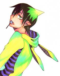 Amaimon - Ao no Exorcist - Image - Zerochan Anime Image Board Blue Exorcist Mephisto, Exorcist Anime, Ao No Exorcist, Rin Okumura, Japanese Funny, Japanese Art, All Anime, Anime Boys, Anime Stuff