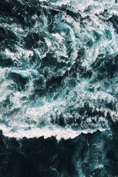 Tropical Sea by Action Zebra (actionzebra) Ocean Wallpaper, Wallpaper Backgrounds, Iphone Wallpapers, Dark Photography, Sea Waves, Graphic Design Art, Framed Art Prints, Drown, Anne Sullivan