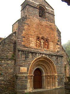 Piasca Santa Maria,  Cabezón de Liébana, Cantàbria, España