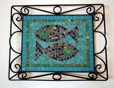mosaic tray - Google Search