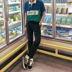 baggy/casual/90's streetwear inspo  aesthetic clothes