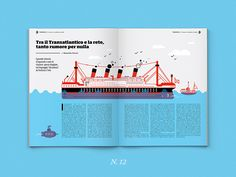 Weight & Location: 8½ Magazine on Editorial Design Served