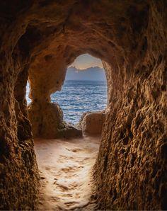 Carvoeiro Algarve Portugal - Natural window to a awsome view...