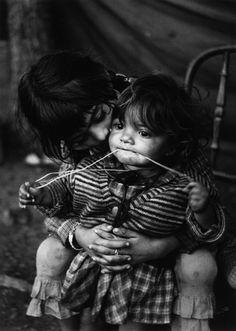 Fille à la ficelle - Lucien Clergue