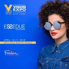#essedue #esseduesunglasses #sunglasses #occhialidasole #visionexpo #blue