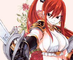 """Find and save images from the """"Fairy tail✨"""" collection by VictoriaPauli (VictoriaPauli) on We Heart It, your everyday app to get lost in what you love. Fairy Tail Erza Scarlet, Natsu Fairy Tail, Fairy Tale Anime, Fairy Tail Manga, Fairy Tales, Fairy Tail Tumblr, Fairy Tail Love, Fairy Tail Art, Fairy Tail Girls"""