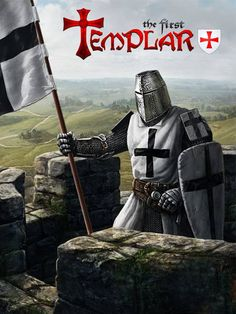 Crusader Knight, Warrior Quotes, Fight The Good Fight, Medieval Knight, Knights Templar, Faith In God, Christian Faith, Fantasy Characters, Samurai