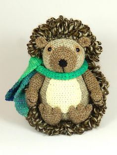 Hedley the Hedgehog Crochet pattern by Moji-Moji Design. Find this pattern and more amigurumi inspiration at LoveCrochet.Com!