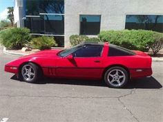 1987 Chevrolet Corvette for Sale | ClassicCars.com | CC-447394