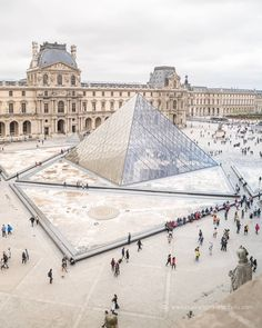 15 Untold Tips for Tourists Visiting Paris by - Louvre Museum Places To Travel, Places To Visit, Triomphe, Famous Places, Paris Travel, So Little Time, Land Scape, Travel Inspiration, Travel Photography