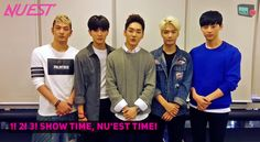 """MyMusicTaste launches NU'EST's """"2014 NU'EST Re:SPONSE Europe Tour"""" will land in November   Koreaboo — breaking k-pop news, photos, and videos"""