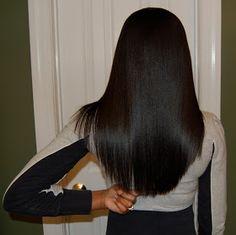 Coarse Hair, Long Hair