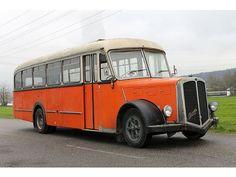 Sonstige/Other Berna/Saurer Oldtimer, Bus Coach in Gretzenbach, used buy on AutoScout24 Trucks