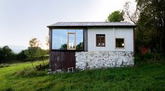 architecture norway   Rebuilding an old house at Boggestranda