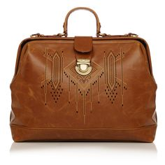 Lazer Cut Doctor's Bag from Oliver Bonas