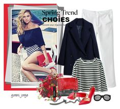 """""""Choies: daily oufits at choies 2015"""" by goreti ❤ liked on Polyvore"""