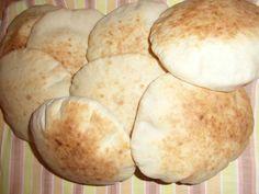 PALESTINSK MAT: Palestinsk bröd